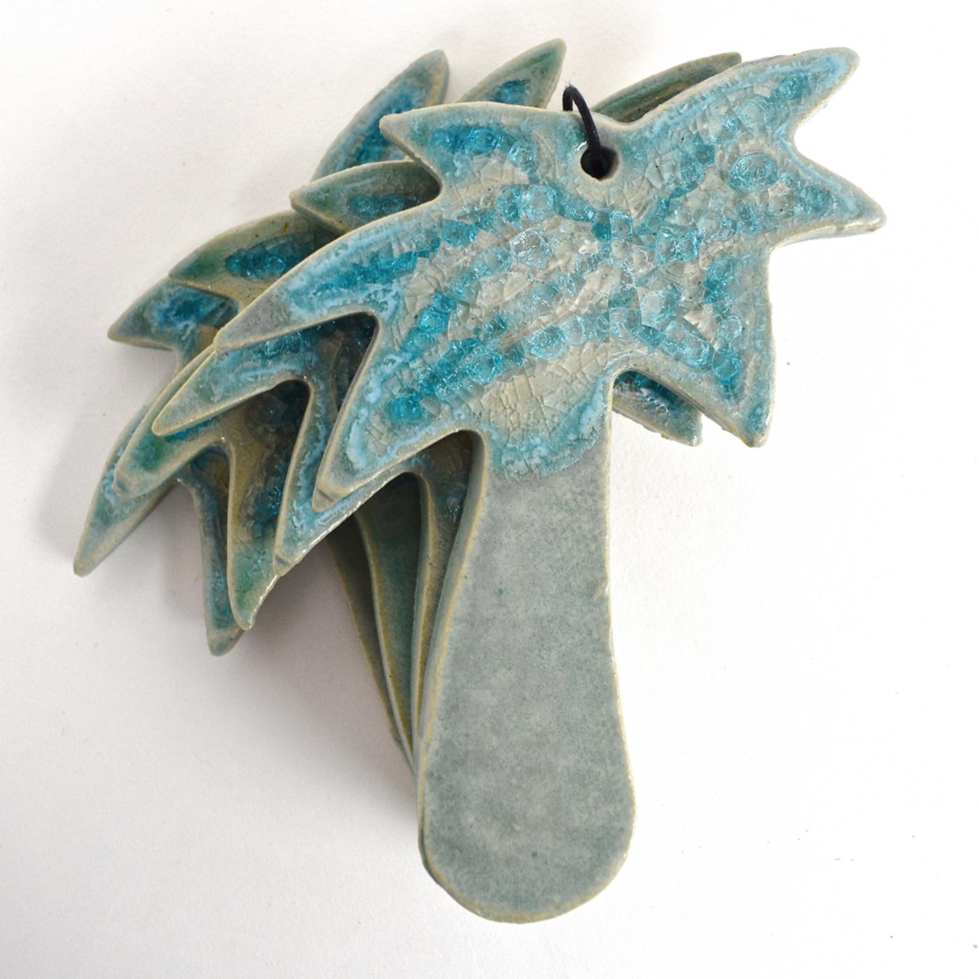 palm tree ornaments