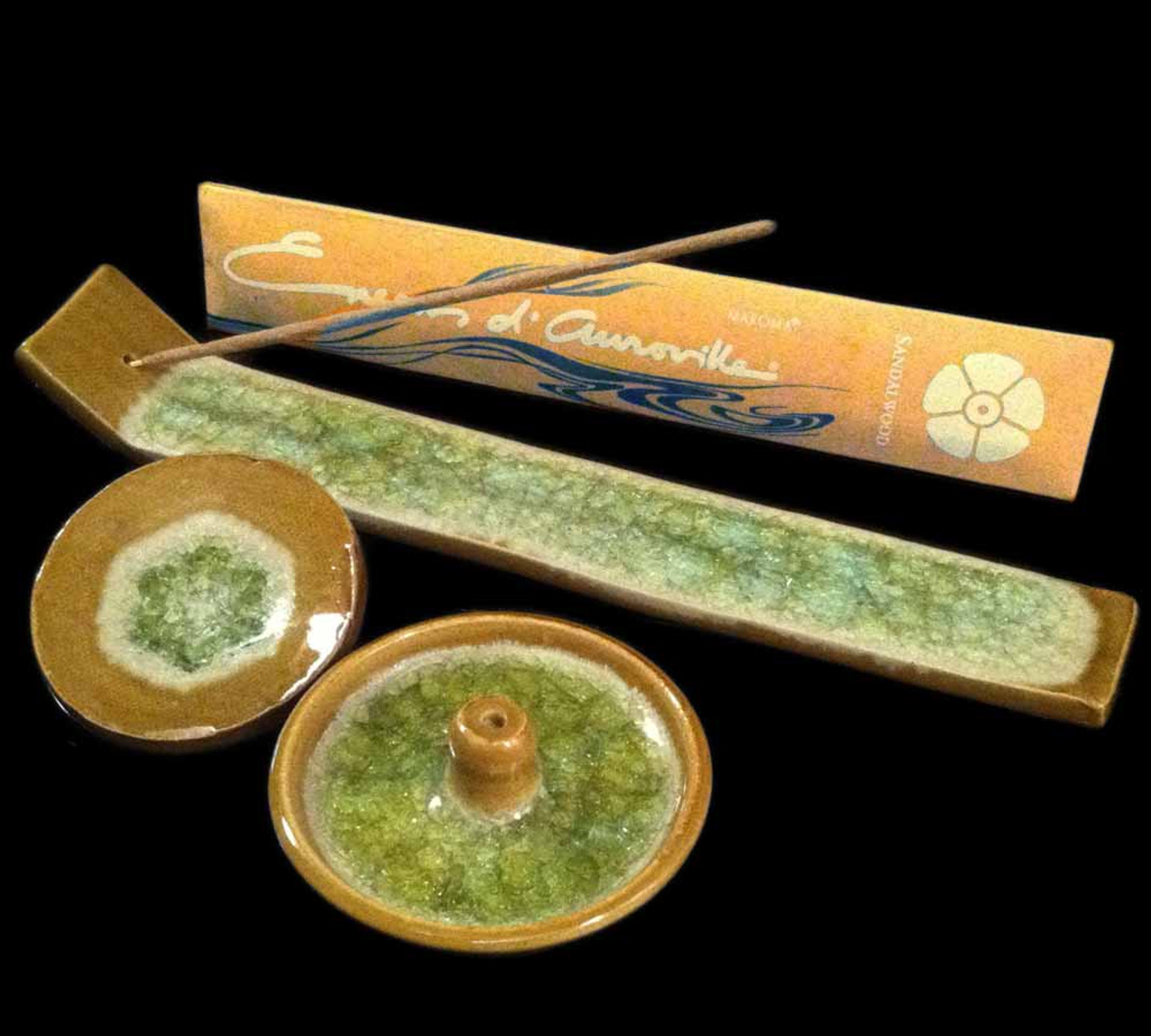incense burner gift set