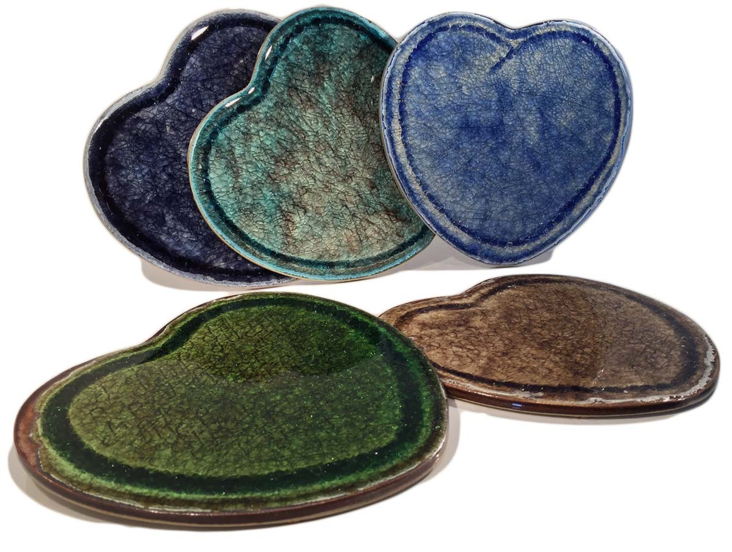 Heart Shaped Trivets
