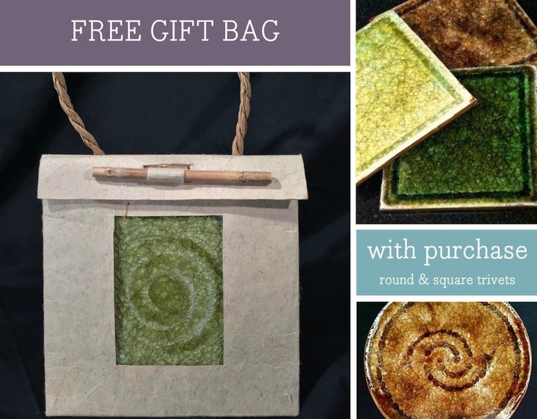 free gift bag