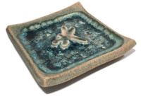 dragonfly square dish