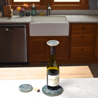 wine bottle stopper home