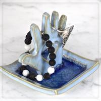 hand jewelry dish