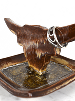 bullhorn jewelry holder