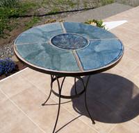 "Bistro Table - Custom Size 42"""