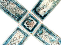 tile liners glass