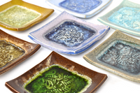 square soap dishes