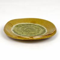 unique glass pottery dish