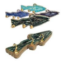 fish design hooks