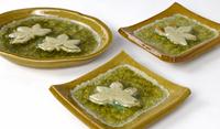 lotus petal dish