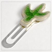 cactus bookmark