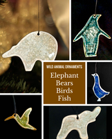 Wild Animal Ornaments
