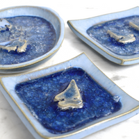 sailboat dish