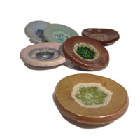 cone incense dishes