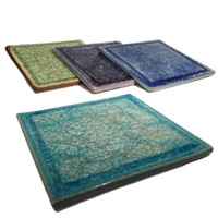 Trivets Square Glass