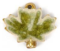 glass leaf hook