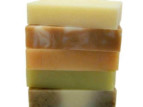 handmade soaps WA