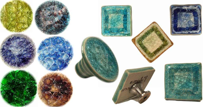 Unique Glass Drawer Pulls You'll Love with Quantity Discounts
