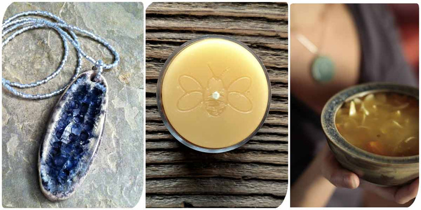 Our Eco Jewelry and Gifts are a Great Option this Summer Season!