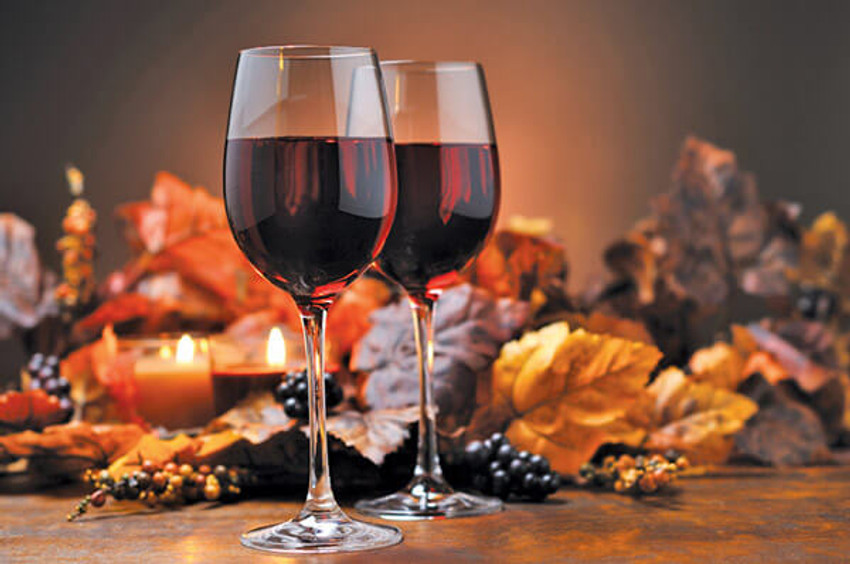Seasonal Pairings and Fall Holiday Specials Countdown to Christmas.