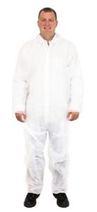 50 Pieces Per Box White Lab Coats