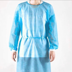 Case/1000  Level2 Isolation Gowns