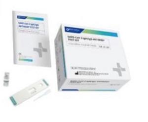 Case/50 Biohit COVID-19 Anitbody Test Kits (Box/25)