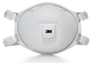 Box/10 3M™ Particulate Welding Respirator 8212, N95 with Faceseal