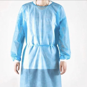 Case/200 Level 3 Medical Gowns w/Cuffs SMS