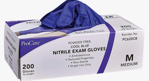 Case/2000 Procure Nitrile Exam Gloves