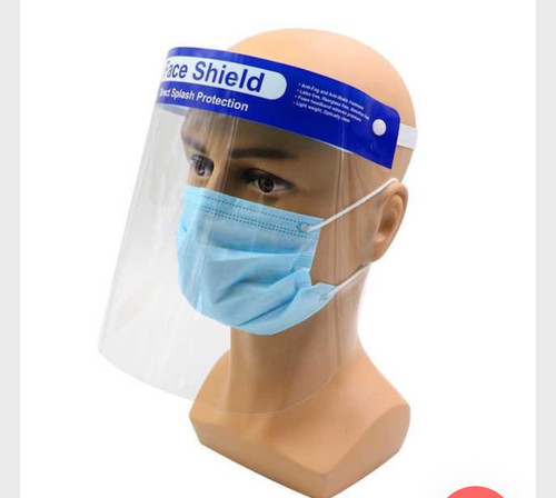 12 Pack Protective Face Shields