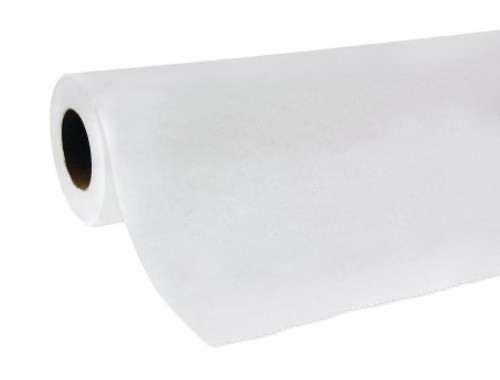 """Table Paper McKesson 21 Inch White Smooth PAPER, TABLE SMOOTH ECON WHT 21""""X225' (12RL/CS)"""