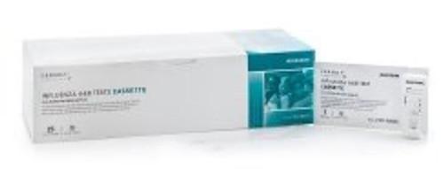 Rapid Test Kit McKesson Consult™ Infectious Disease Immunoassay Influenza A + B Nasal Swab / Nasopharyngeal Wash / Nasopharyngeal Aspirate Sample 25 Tests