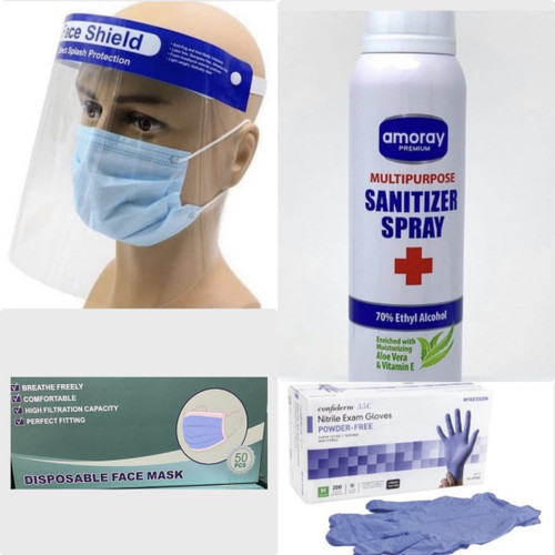 PPE  Essentials Bundle-Starter Kit