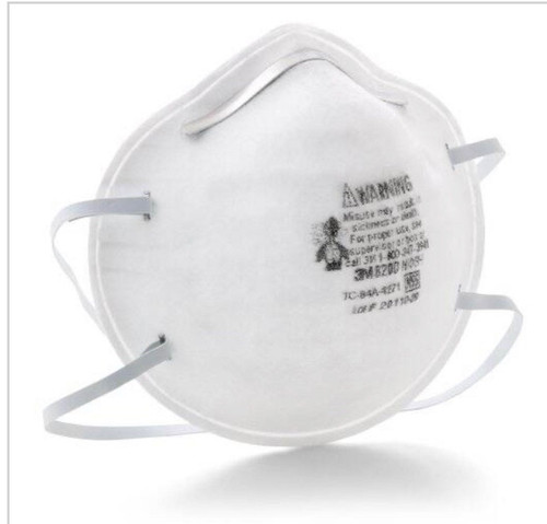 Box/20  3M™ Particulate Respirator 8200/07023(AAD), N95