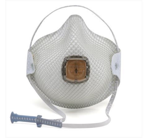 2700N95 Series Particulate Respirators With HandyStrap® & Ventex® Valve Box/10
