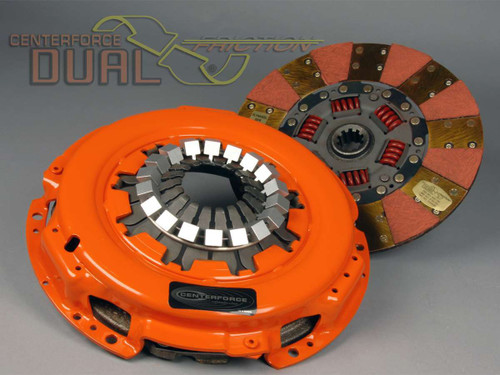 05-06 Mustang V6 Dual Friction Clutch Kit
