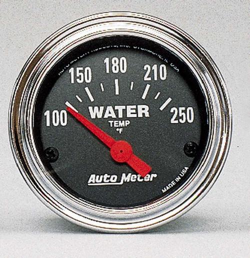 100-250 Water Temp Gauge