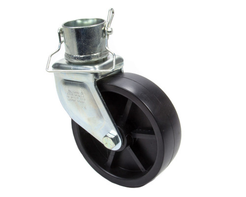 6in Pro Series Caster Poly Each