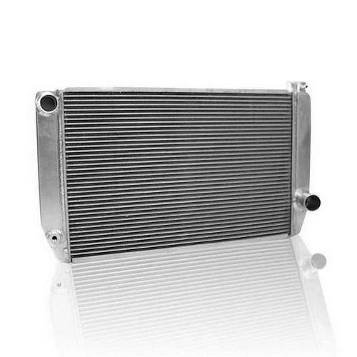 15.5in x 27.5in x 3in Radiator GM Aluminum