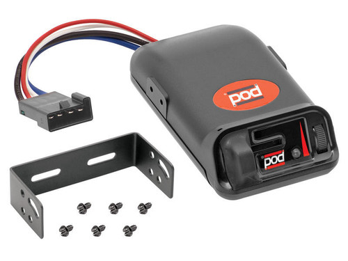 POD Brake Control for 1 to 2 Axle Trailers Timed