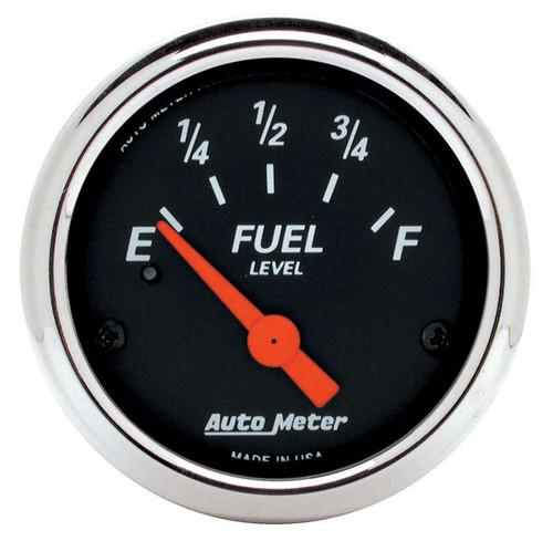 2-1/16 D/B Fuel Level Gauge - 240-33 Ohms