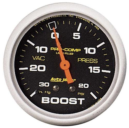 0-20/0-30 Turbo Boost