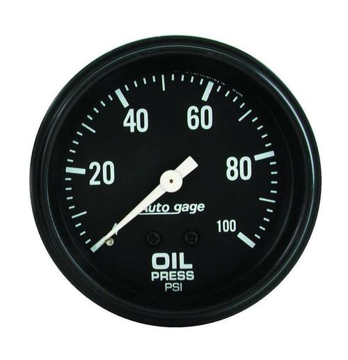0-100 Oil Pressure A/Gag