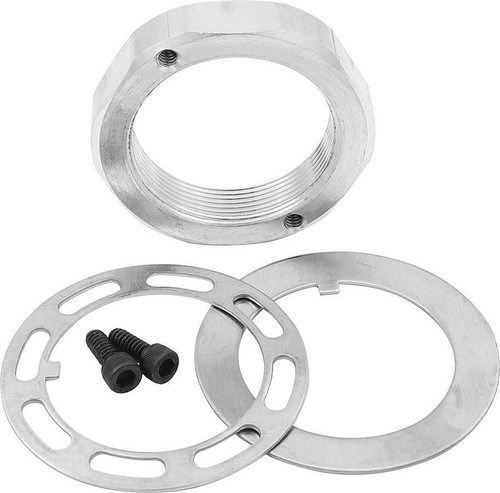 Spindle Nut Kit 2in Pin Aluminum