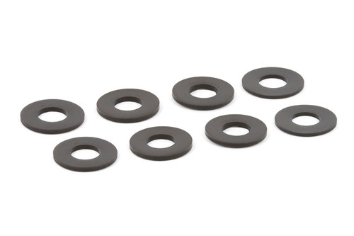 D-Ring Washers Black