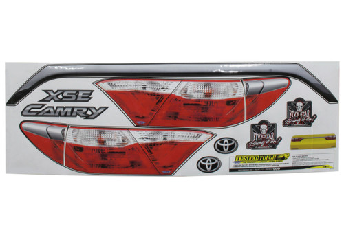 Tail Only Graphics Kit Camry
