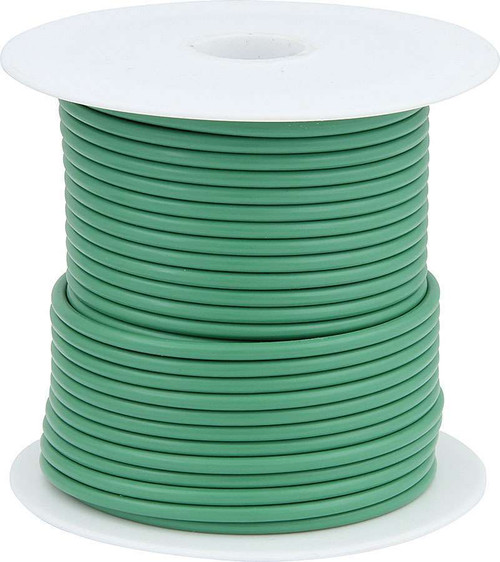 20 AWG Green Primary Wire 100ft