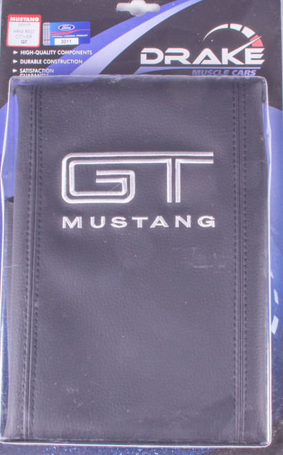 Arm Rest Cover GT 05-09 Mustang