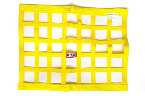 Yellow Ribbon Window Net 18x24